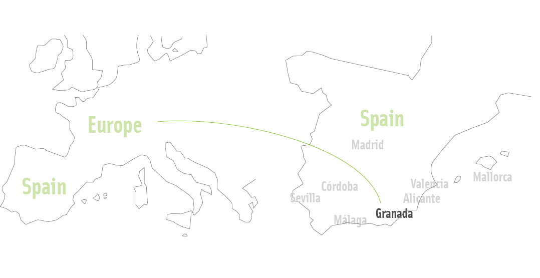 Granada Location